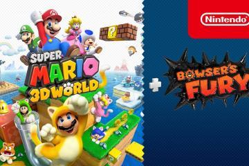 Super Mario 3D World + Bowser's Fury tráiler oficial