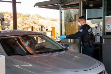 """Border crossing restrictions cannot be reduced"": DHS"