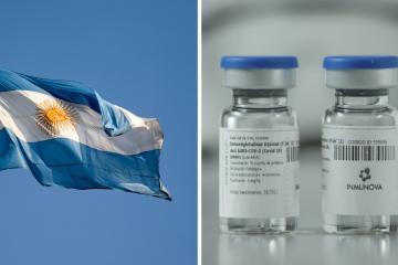 Argentina considera a México para ser productor de suero...