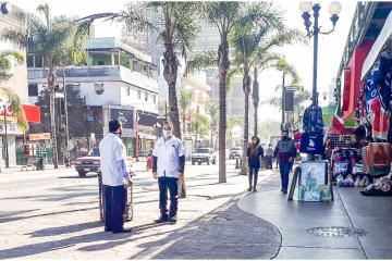 COVID-19: More than a thousand active cases still present in Baja...