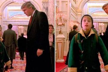 Macaulay Culkin da su apoyo para que eliminen a Donald Trump de Mi...