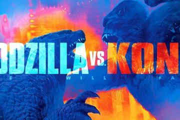 Godzilla vs Kong adelanta su estreno