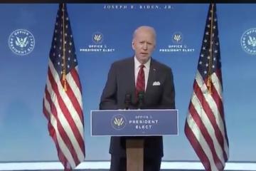 Estas serán las primeras acciones de Biden como presidente de EE.UU.