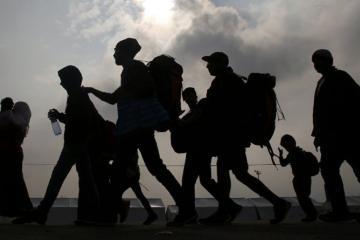Se restringe el paso en cruce fronterizo con Guatemala