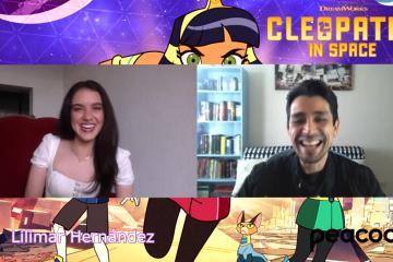"""Entrevista a Lilimar Hernández y su serie """"Cleopatra in..."""