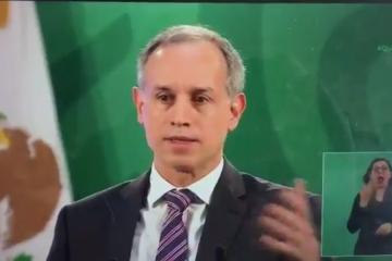 """López-Gatell sobre la vacuna del Covid-19 en México: """"No hay..."""