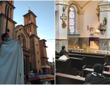 Confirmado: A partir de hoy reaperturan iglesias en Baja California