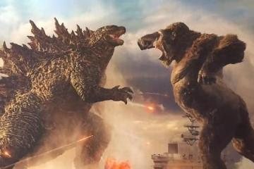 El enfrentamiento épico Godzilla vs Kong ya tiene primer tráiler...