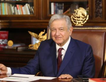 """Llamada entre AMLO y Putin resulta """"exitosa"""": Aseguran vacunas..."""