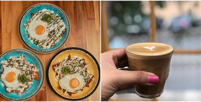 Desayunos de Café Folklor en Tijuana tienen el auténtico sazón...
