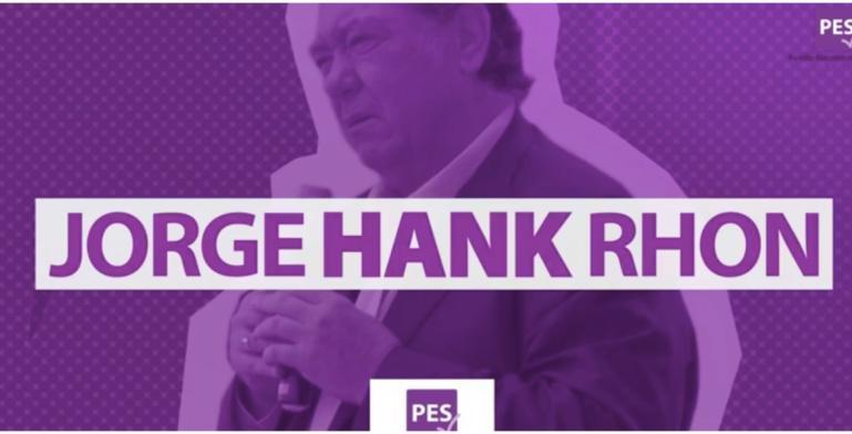 Jorge Hank Rhon va por la gubernatura de Baja California por el PES