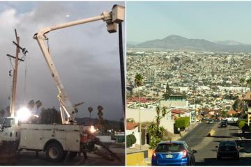 CFE restablece el servicio a bajacalifornianos afectados tras...