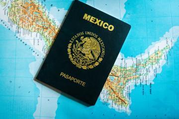México da aviso a la Interpol sobre pasaportes perdidos
