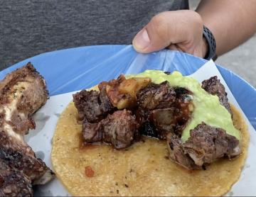 Does Taco N Todo in Tijuana do justice to the fame of Sonoran beef?
