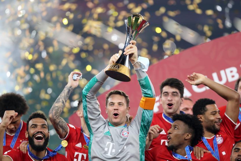 Fadi El Assaad y Simon Holmes - FIFA/FIFA vía Getty Images