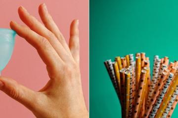 6 soluciones ecológicas para reemplazar el plástico en tu vida...
