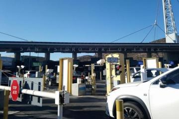 Once again! Restrictions on Tijuana-San Diego border crossing to...