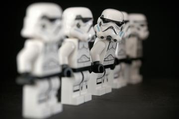 George Lucas regresa a escribir guiones para la franquicia mundial...
