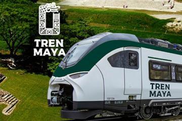 Continuarán obras del tren maya pese a suspensión concedida por...