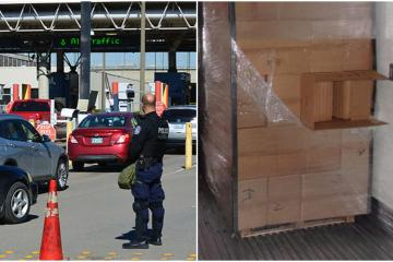 Confiscan 12 mil libras de marihuana en cargamento de papayas en...