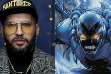 Confirman a Blue Beetle como el primer héroe latino del DCEU en...
