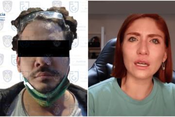 """Detienen al youtuber """"Rix"""" por caso de Nath Campos"""
