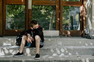 Salud mental de infantes afectada por confinamiento