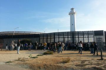 El parque binacional Border Field State podría abrir en los...