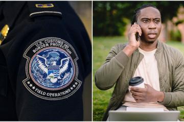 """Alerta: Estadounidenses están siendo estafados por """"agentes de..."""