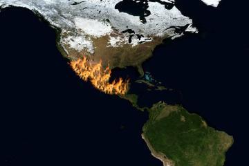 Aseguran que México se está calentando más rápido que el resto...