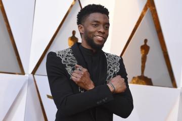 Chadwick Boseman gana Globo de Oro póstumo a Mejor Actor Drama