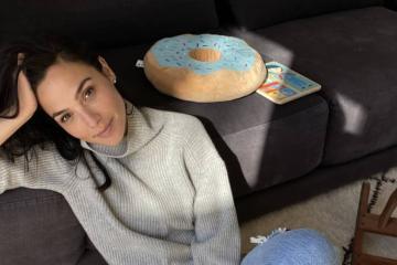 Gal Gadot está embarazada de su tercer hijo