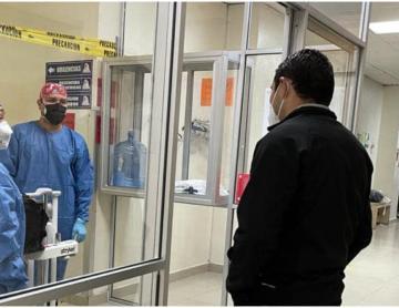 Al menos 22 trabajadores de la salud tienen Covid-19 en Baja...