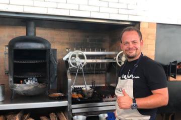 Reconocido chef de Valle de Guadalupe lleva su gastronomía a San...
