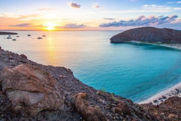 Cerrarán playas en Baja California Sur durante Semana Santa