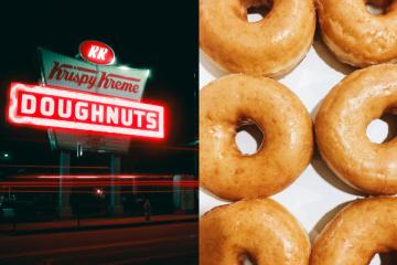 Craving donuts? Krispy Kreme in San Diego is giving you a dozen for...