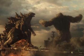 Votación revela a Godzilla vs. Kong como la película más...