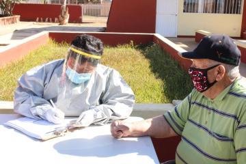 Cambian puntos de vacunación en Mexicali