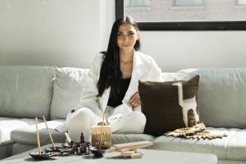 Día de la Mujer: 'Luna Sundara', la pequeña empresa latina...