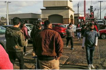 Today one person with COVID-19 in Tijuana infects two more: Indicator