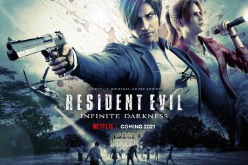 Se revela la trama oficial de la serie Resident Evil: Infinite...