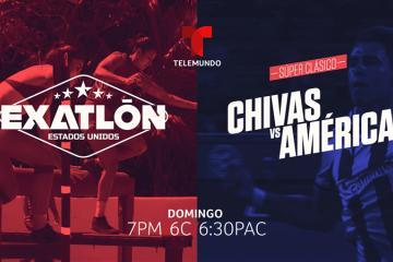 Chivas VS Águilas, el clásico del fútbol se transmitirá por...