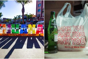 Starting Friday Tijuana businesses will be fined for giving out...