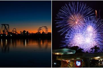 SeaWorld San Diego regresa con fuegos artificiales este viernes