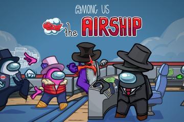 The Airship: Cada vez más cerca el nuevo mapa de Among Us