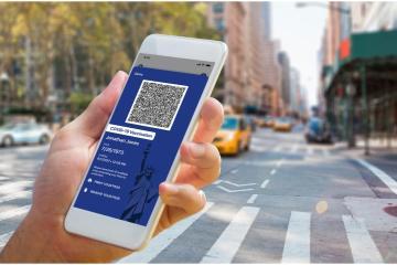 Covid-19: Esta app te servirá como pasaporte para asistir a...