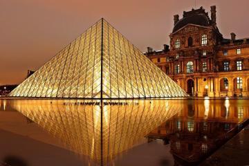 Suben a Internet colección entera del Museo de Louvre de París...