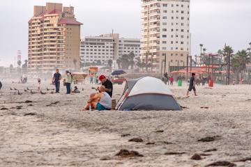 Guide for tourists in Baja California for Spring Break