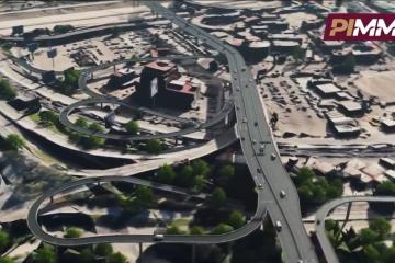 Tijuana will have a second-floor highway connecting the Airport...