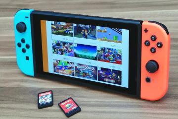 Ingeniero crea el Nintendo Switch más grande del mundo